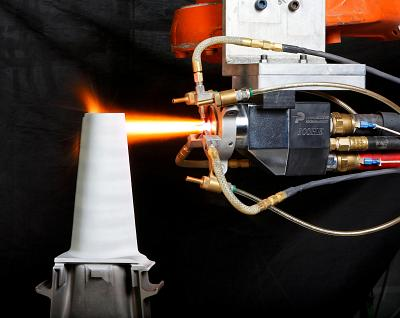 100HE Plasma Torch ‐ a technical solution to thermal barrier ...
