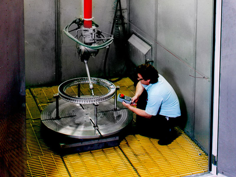 Ultra high pressure water jet cleaning & stripping systems